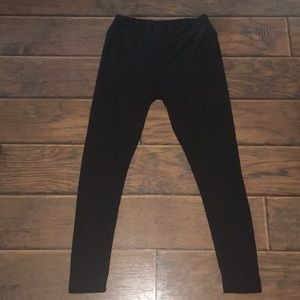 LuLaRoe Pants - Lularoe Black Leggings